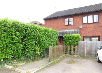 Thumbnail 2 bed semi-detached house to rent in Croxley Court, Millbank, Leighton Buzzard