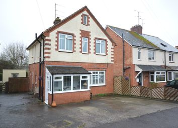 Thumbnail 3 bed detached house for sale in Summerleaze Park, Yeovil