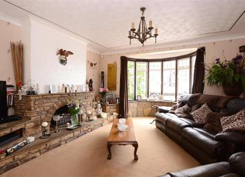 Thumbnail 3 bed semi-detached house for sale in Milcote Avenue, Hove, East Sussex