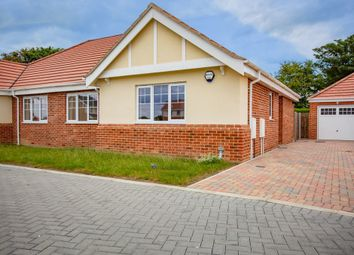 Thumbnail 2 bed semi-detached bungalow for sale in Claydon Park, Beccles Road, Gorleston