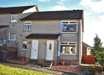 Thumbnail 2 bed flat for sale in 71 Murroch Crescent, Bonhill