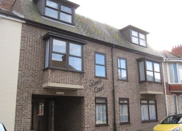 Thumbnail 2 bedroom flat to rent in Brownlow Street, Weymouth