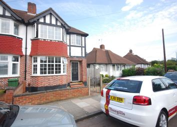 Thumbnail 3 bed semi-detached house to rent in Hospital Bridge Road, Whitton