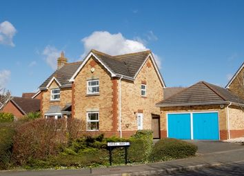 Thumbnail 4 bed detached house for sale in Oriel Way, Brackley