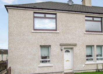 Thumbnail 2 bed flat for sale in Cartside Avenue, Johnstone