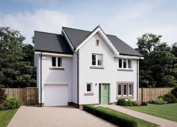 "Thumbnail 4 bed detached house for sale in ""The Cairn"" at Ravensheugh Brae, Musselburgh"