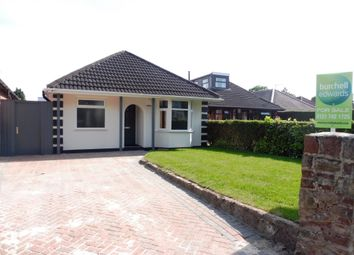 Thumbnail 4 bed detached bungalow for sale in Horse Shoes Lane, Sheldon, Birmingham
