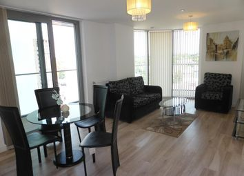 Thumbnail 2 bed flat to rent in Sienna Tower, 2 Cornmill Lane, Lewisham, London