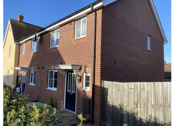 3 bed terraced house for sale in Stirling Road, Thetford IP25