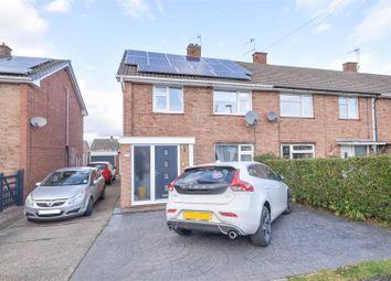 Thumbnail 3 bedroom end terrace house for sale in Cloverdale, Cotgrave, Nottingham