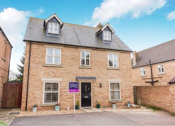 Thumbnail 5 bedroom detached house for sale in Hive End Court, Chatteris