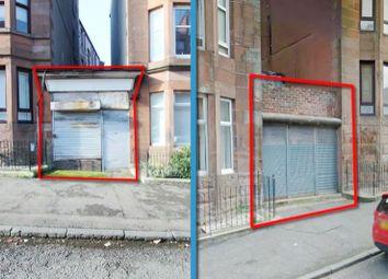 Thumbnail Commercial property for sale in Aberdour Street, Dennistoun, Glasgow