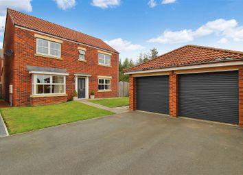 Thumbnail 4 bed property for sale in Ridley Gardens, Shiremoor, Newcastle Upon Tyne