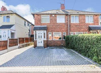 Thumbnail 2 bed semi-detached house for sale in Tynedale Road, Tyseley, Birmingham