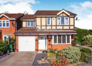 4 bed detached house for sale in Osprey Close, Bicester OX26