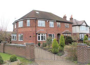 Thumbnail 3 bed semi-detached house for sale in The Long Shoot, Nuneaton, Warwickshire