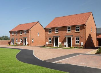 "Thumbnail 2 bed semi-detached house for sale in ""Ashdown"" at Brendon Close, Didcot"