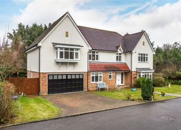 Thumbnail 5 bed detached house for sale in Welcomes Road, Kenley