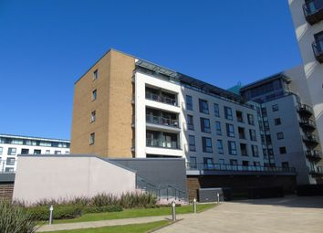 Thumbnail 3 bed flat for sale in Ferry Court, The Bay, Cardiff