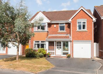 5 bed detached house for sale in Darnford Close, Hall Green, Birmingham B28