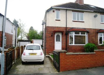 Thumbnail 3 bed semi-detached house to rent in Summerhill Road, Garforth, Leeds
