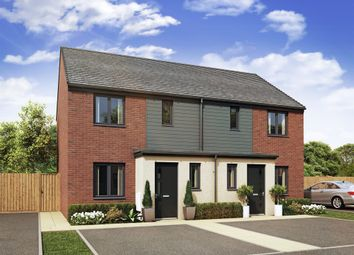 """Thumbnail 3 bed semi-detached house for sale in """"The Hanbury"""" at Derby Road, Lenton, Nottingham"""