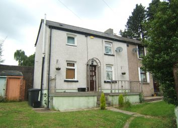 Thumbnail 1 bed terraced house to rent in East View, High Street, Abersychan, Pontypool