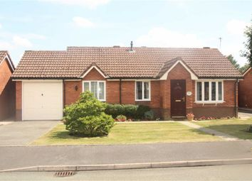 Thumbnail 3 bed detached bungalow for sale in Hampton Fields, Oswestry