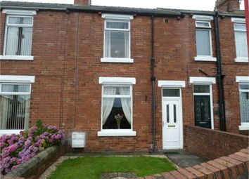 Thumbnail 2 bed terraced house for sale in Black Road, Langley Moor, Durham