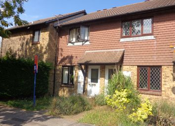 Thumbnail 2 bed terraced house to rent in Cornflower Close, Locks Heath, Southampton