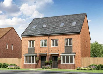 """Thumbnail 4 bed property for sale in """"The Hampton"""" at Bath Lane, Stockton-On-Tees"""