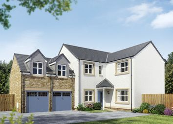 "Thumbnail 5 bed detached house for sale in ""The Holyrood "" at East Calder, Livingston"