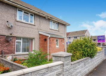 Thumbnail 2 bedroom flat for sale in Bakers Way, Bridgend