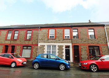 Thumbnail 2 bed terraced house for sale in Pembroke Street, Thomastown, Tonyrefail, Porth, Rhondda, Cynon, Taff.