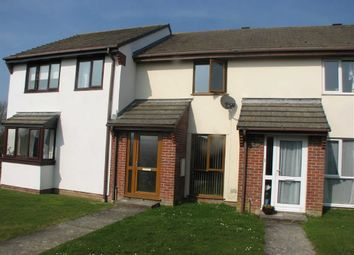 Thumbnail 2 bedroom terraced house to rent in Berkeley Close, Stratton, Bude, Cornwall