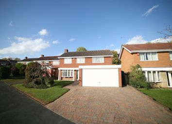 Thumbnail 4 bed detached house for sale in Stokesay Way, Sutton Heights, Telford