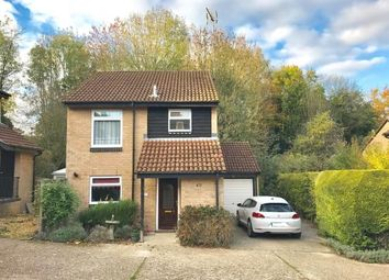 Thumbnail 3 bed detached house to rent in Harrow Down, Badger Farm, Winchester