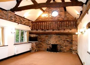Thumbnail 2 bed barn conversion to rent in The Barn, Delamere Street