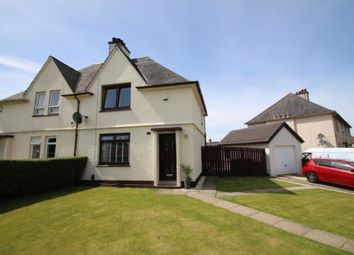 Thumbnail 2 bed semi-detached house for sale in Witchknowe Avenue, Kilmarnock, East Ayrshire