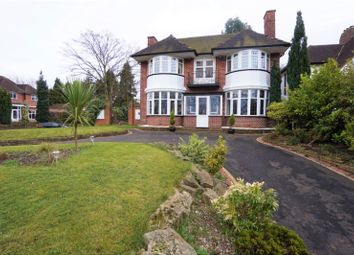 Thumbnail 3 bed detached house for sale in Monmouth Drive, Sutton Coldfield