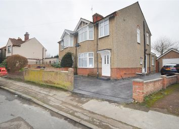 3 bed semi-detached house for sale in Brampton Park Road, Hitchin SG5