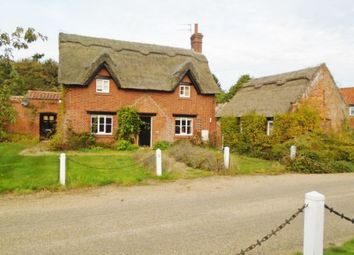 Thumbnail 4 bed detached house to rent in Woodbastwick, Norwich, Norfolk