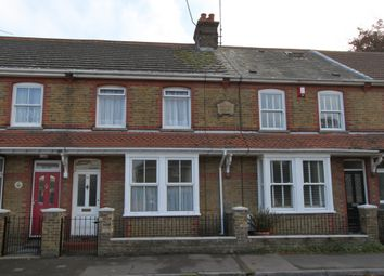2 bed terraced house to rent in Middle Deal Road, Deal CT14