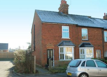 Thumbnail 2 bed end terrace house for sale in St Johns Road, Hitchin, Hertfordshire