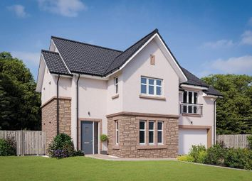 """Thumbnail 5 bedroom detached house for sale in """"The Logan"""" at Kelvinvale, Kirkintilloch, Glasgow"""
