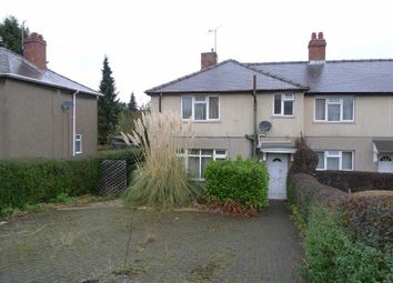 Thumbnail 3 bed end terrace house for sale in Church Street, Ilkeston, Derbyshire