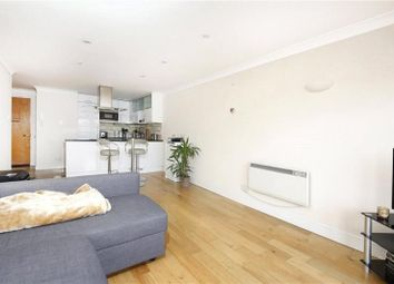 Thumbnail 1 bed flat for sale in Mauretania Building, Jardine Road, London