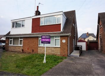 Thumbnail 3 bed semi-detached house for sale in Allestree Close, Derby