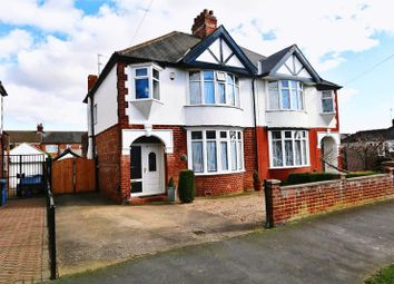 Thumbnail 3 bed semi-detached house for sale in Pickering Road, Hull