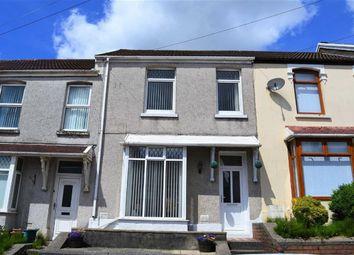 Thumbnail 2 bedroom terraced house for sale in Megan Street, Swansea